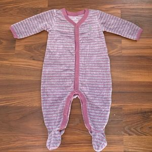 Infant girl baby GAP sleeper size 3-6 months EUC